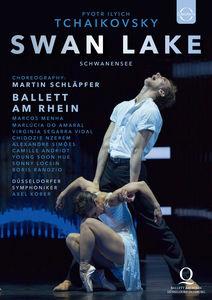Tchaikovsky: Swan Lake (Choreography By Martin Schlapfer) [Import]