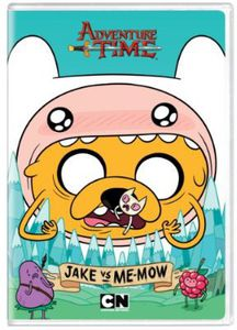 Adventure Time: Jake vs. Me-Mow