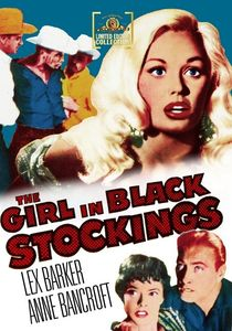The Girl in Black Stockings , Lex Barker