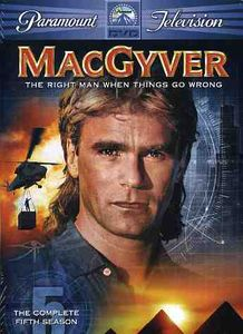 MacGyver: The Complete Fifth Season
