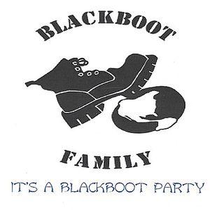 It's a Blackboot Party