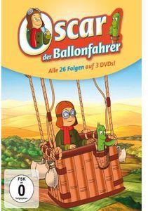 Oscar Der Ballonfahrer Die Komplette Serie [Import]