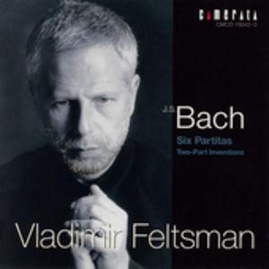 Vladimir Feltsman Performs Bach