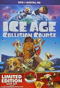 Ice Age Collision Course + Mammoth Christmas