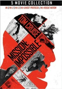 Mission: Impossible: 5 Movie Collection