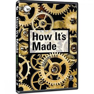 How It's Made: Season 5 & 6 DVD