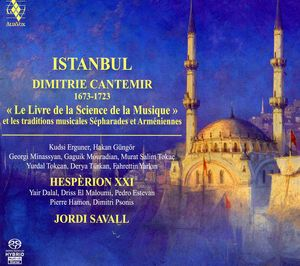 Istanbul - Dimitrie Cantemir