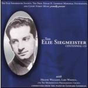 Music of Elie Siegmeister