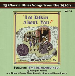 23 Classic Blues Songs From the 1920's Calendar Vol. 14