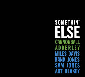 Somethin Else [Import]