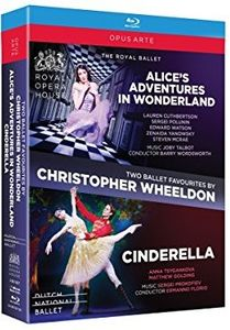 Christopher Wheeldon Ballets Box