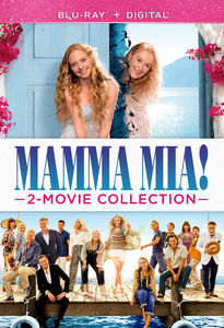 Mamma Mia!: 2-Movie Collection (Sing-Along Editions)