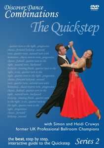 Discover Dance Combinations, The Quickstep Series 2