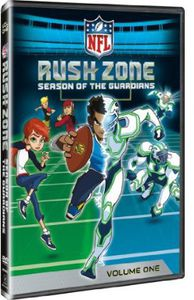 NFL Rush Zone: Season of the Guardians Volume 1