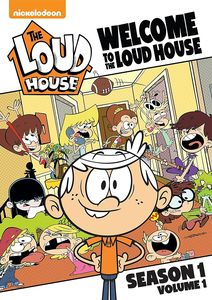 Welcome to the Loud House: Season 1: Volume 1