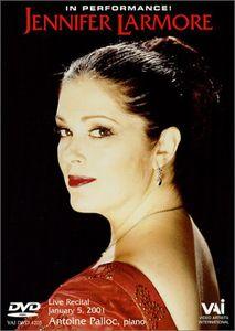 Jennifer Larmore in Recital