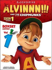 Alvin and the Chipmunks: Boxset Volume 1: Season 1