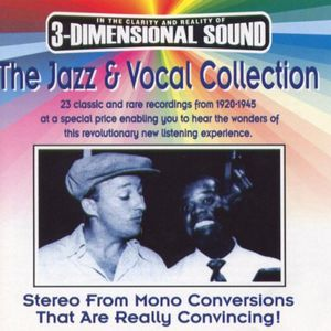 Jazz & Vocal Collection Sampler /  Various