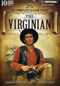 The Virginian: The Complete Third Season