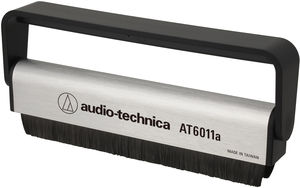 AUDIO TECHNICA AT6011A ANTI STATIC RECORD BRUSH