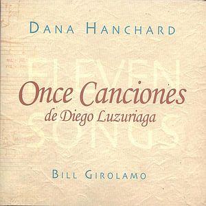 Once Canciones Eleven Songs de Diego Luzuriaga