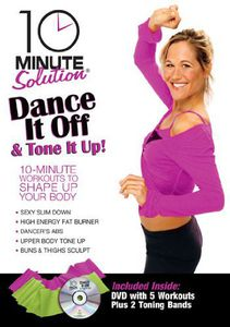 10 Ms: Dance It Off and Tone It Up Kit