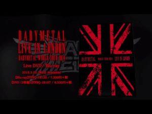 Babymetal: World Tour 2014: Live in London [Import]