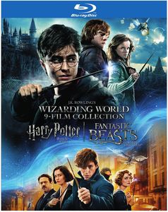 J.K. Rowling's Wizarding World: 9-Film Collection