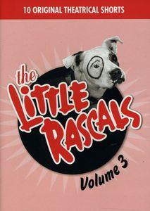 The Little Rascals: Volume 3