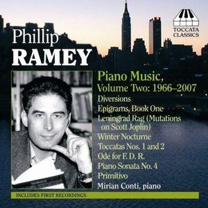 Piano Music 2: 1966-2007