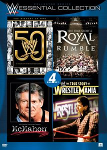 Wwe: 4 Film Favorites - Essential Wwe Collection