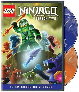 Lego Ninjago: Masters of Spinjitzu Season Two