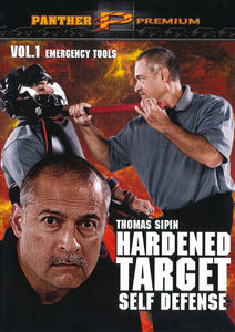 Hardened Target Self-Defense, Vol. 1: Emergency Tools - PersonalWeapons