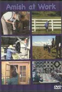 Amish at Work - Work is a form of worship to the Amish, They demonstra