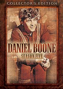Daniel Boone: Season Five