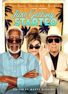 Just Getting Started , Morgan Freeman