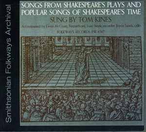 Songs from Shakespeare's Plays and Songs