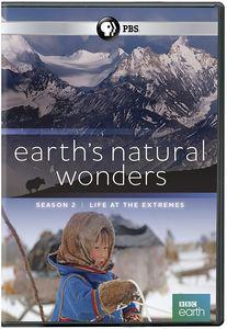 Earth's Natural Wonders: Season 2