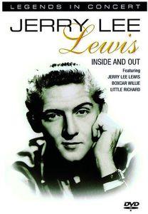 Jerry Lee Lewis: Legends in Concert