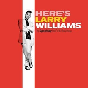 Heres Larry Williams [Import]