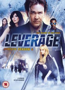 Leverage-Season 4 [Import]