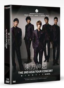 3rd Asia Tour Concert: Mirotic [Import]