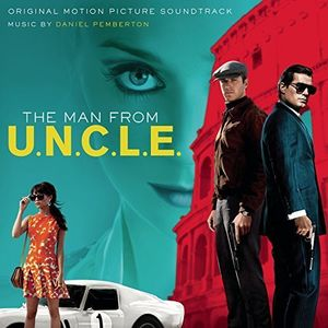 Man from U.N.C.L.E. (Original Soundtrack) [Import]