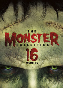 The Monster Collection - 16 Movies