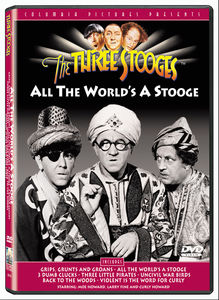 The Three Stooges: All the World's a Stooge