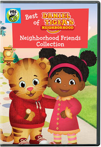 Daniel Tiger's Neighborhood: Neighborhood Friends