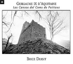 Guillaume Ix D'aquitaine: Cansons Coms Peitieuous