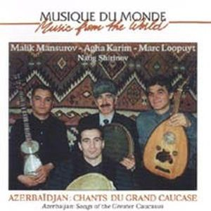 Azerbaidjan: Chants Du Grand Caucase /  Various [Import]