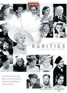 Universal Rarities - Films of the 1930's
