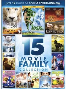 15-Movie Family Collection